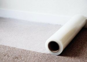 100M carpet protection film roll