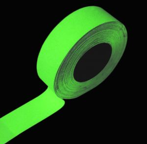 Glow in the Dark Anti Slip Tape, for Stairs & Emergency Exit Routes
