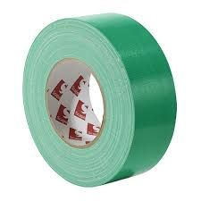 Scapa 3120 Cloth Tape GREEN 25mm x 50M