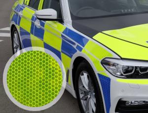 Visiflex Fluorescent Emergency Vehicle Reflective Tape